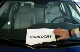 Autoverkopen stijgen in april