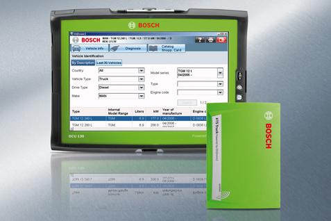 Turbo 39 s hoet distributeur bosch diagnose apparatuur for Bosch apparatuur