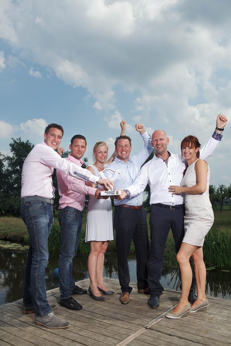 Drie finalisten autobedrijf van het jaar wat maakt ze for Autobedrijf avan