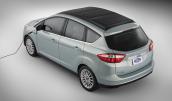 Ford presenteert een zonnecel-auto