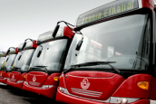 Europa's eerste ethanol-truck