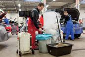 Slim omgaan met afval is winst voor milieu en het autobedrijf (2014-1)