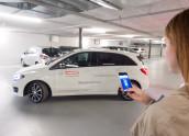 Bosch laat auto's zelf een parkeerplaats vinden