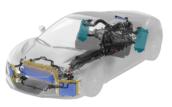 Aerodynamica-les met de Honda NSX