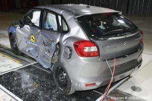 Euro NCAP blij met voetgangers-noodstop