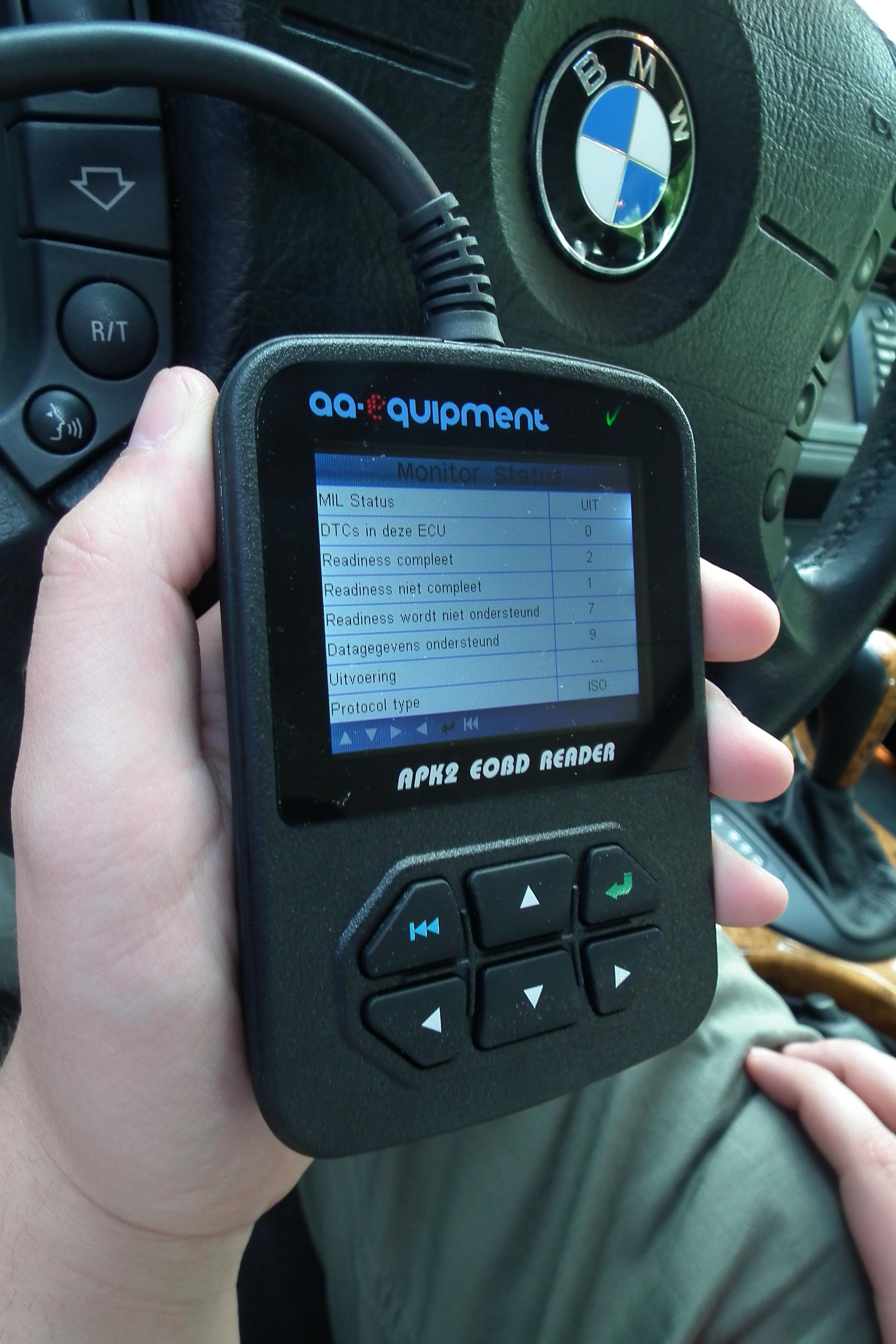 Praktijktest eobd testers amt for Auto veurink ommen