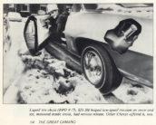 Mercedes bandensproeier regelt temperatuur