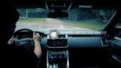 Autonoom offroad rijden met Land Rover