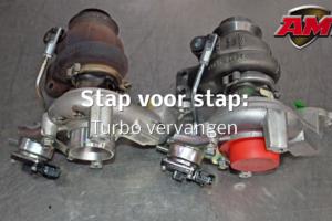 Video: Zo vervang je stap voor stap een turbo