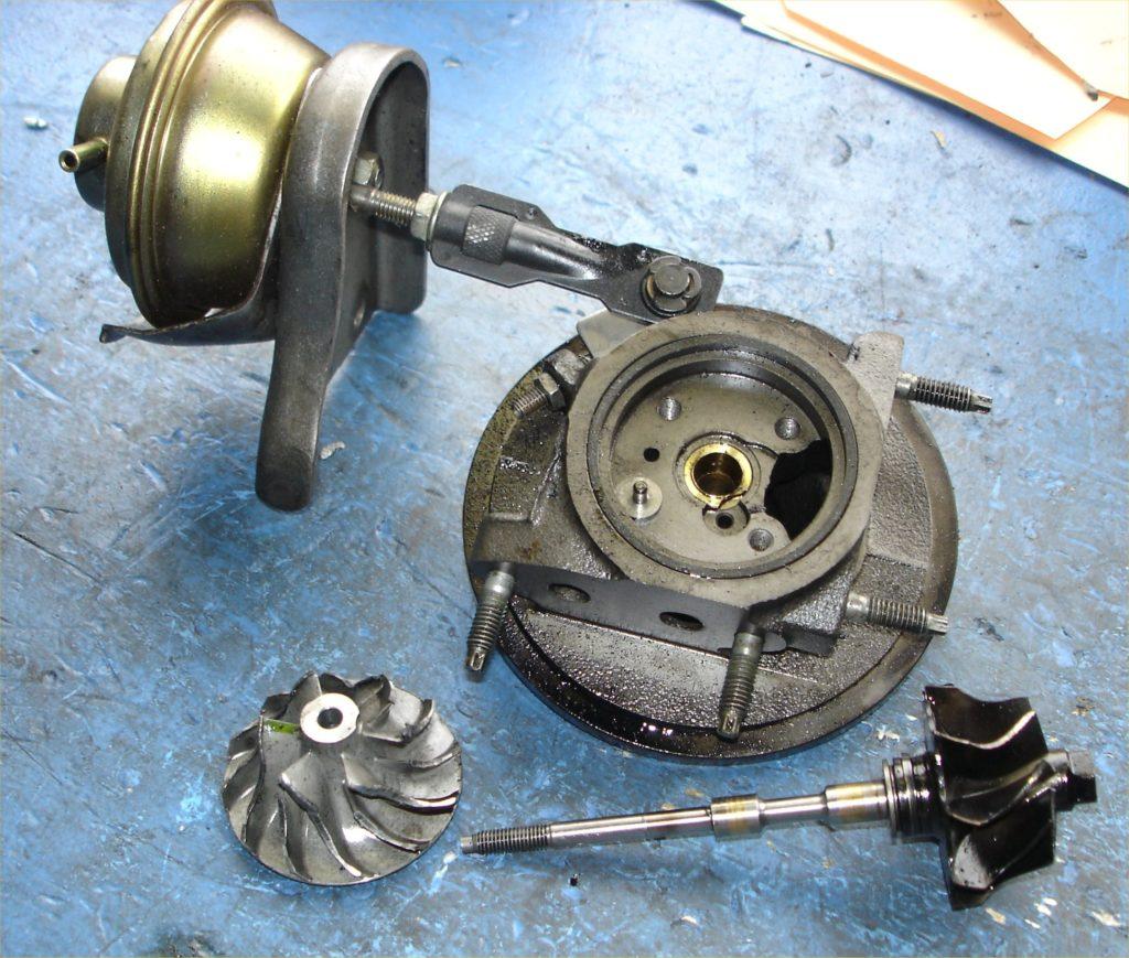 Turboschade door olie 2