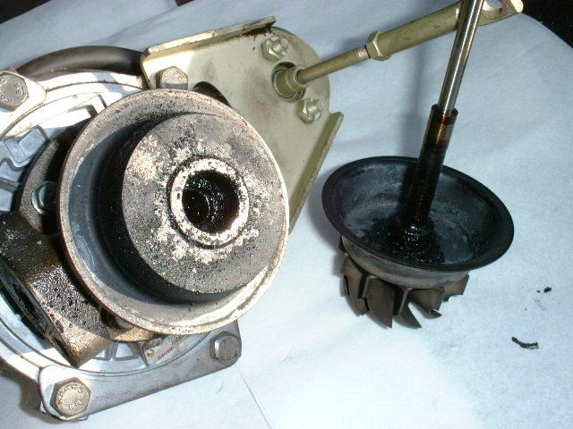 Turboschade door olie 3