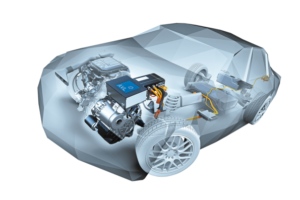 Slim elektrificeren met AVL Hybrid transmissie