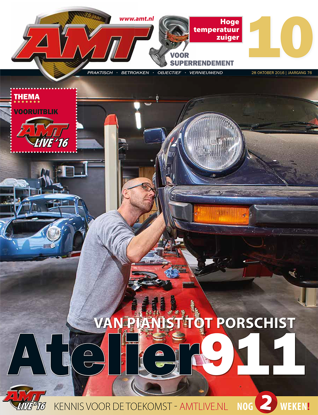 AMT editie 10 – 2016