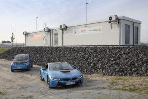 Vattenfall, BMW en Bosch geven batterij tweede leven