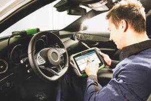 Nieuwe generatie Bosch diagnoseapparatuur