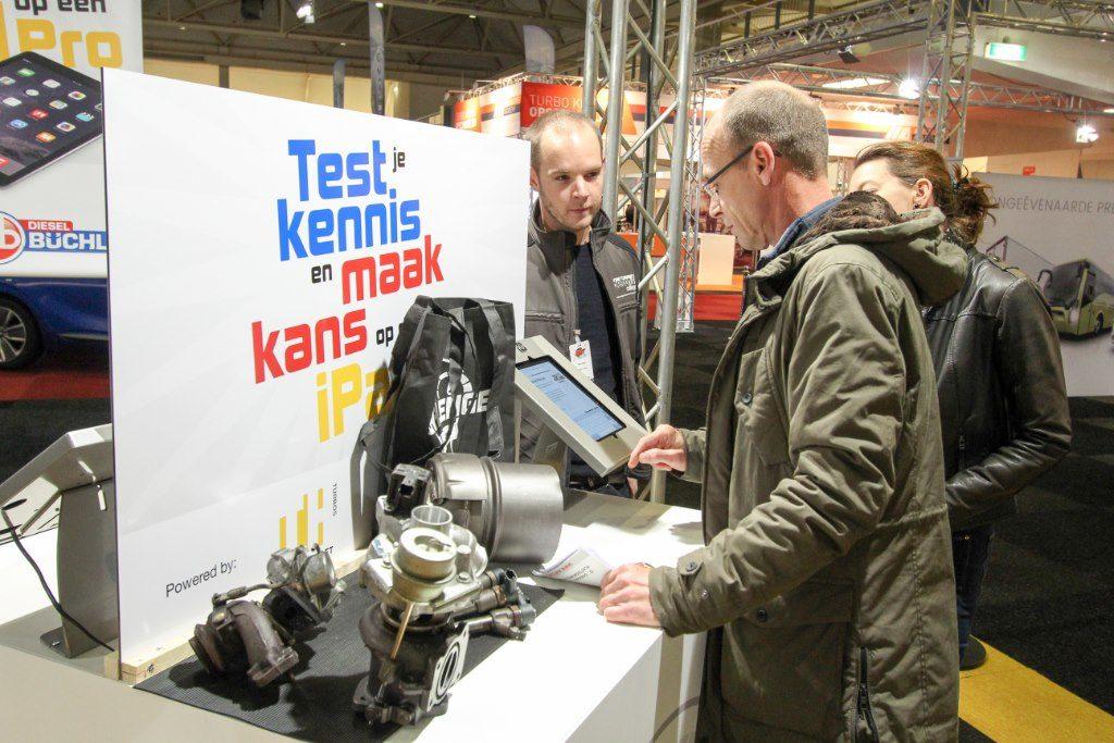 Weet jij alles over turbo's? Stel je kennis op de proef bij TechChallenge van Turbo's Hoet en Diesel Büchli.