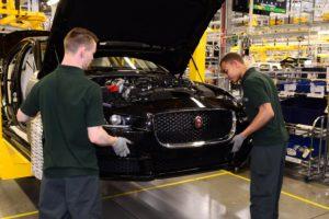 Jaguar wil 1 miljoen auto's per jaar gaan bouwen