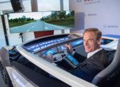 Bosch-CEO Denner: 'Auto van nu is binnenkort geschiedenis'