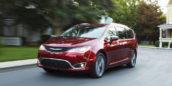 'Ook Fiat Chrysler overstag met stekkerauto'