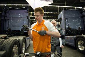 Nederlander bij 5 beste trucktechnici van Europa