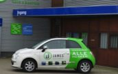 James Auto Service opent 5 nieuwe vestigingen