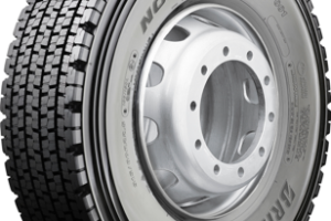 Bridgestone Nordic-Drive 001 winterband voor trucks