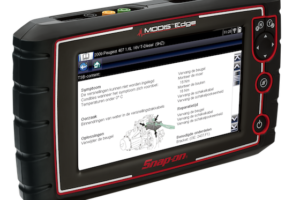 Snap-on lanceert Modis Edge diagnosetester