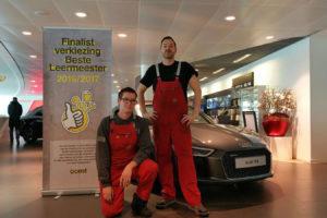 OOMT maakt finalisten Beste Leermeester bekend
