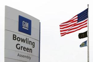 GM steekt miljard extra in autoproductie VS