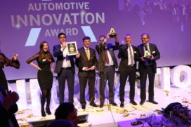 Innovation Awards naar NXP, TomTom en Dutch Green Carbon