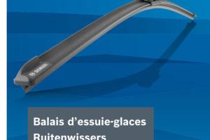 Bosch komt met nieuwe ruitenwissercatalogus