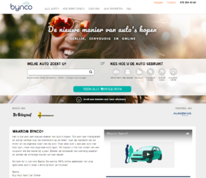 Bynco webwinkel