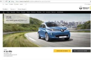 AMT-onthult: Renault sjoemelt met de prijzen!