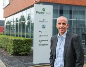 Ernie van Huet van de PartsPoint Group