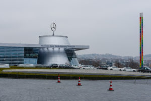 'Onderzoek bij Daimler naar dieselfraude'