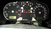 Controlelampje airbag gaat niet aan: APK-afkeur?