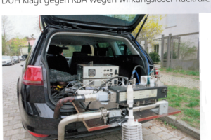"""VW-update voor sjoemeldiesels is placebo-oplossing!"""