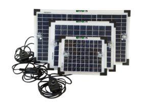 AccuLife introduceert druppelladers op zonne-energie