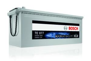 Bosch EFB-technologie voor trucks