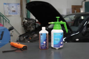 Vervuilde turbo? Revive maakt demontage overbodig