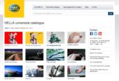 Hella lanceert online catalogus met universele producten