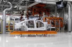 Audi A8 krijgt spaceframe met 4 materiaalsoorten