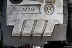 Zijn VW's met sjoemelsoftware na de update wel schoon?