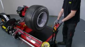 Explora introduceert nieuwe Corghi bandenequipment