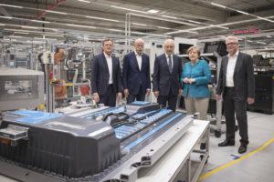 Daimler bouwt hypermoderne megafabriek voor lithium-ion accu's