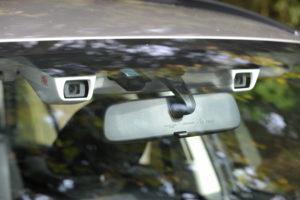 EyeSight stereo camera Euro High Subaru