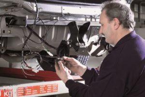Kun je een aftermarket trekhaak monteren op een nieuwe Audi?