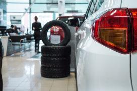 Autoverkopen in Europa dalen maar blijven in de plus