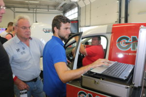 Leer meer over CAN-bus, Pass-thru, aircodiagnose en hybridetechniek