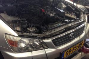 Diagnosetips uit de praktijk: Lexus slaat aan en weer af